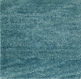 Surya Cotswald CTS-5008 Teal Hand Woven Area Rug 16'' Sample Swatch