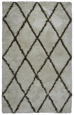 Rizzy Connex CX001A Beige Area Rug
