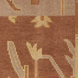Surya Cypress CYP-1003 Gold Hand Knotted Area Rug Sample Swatch