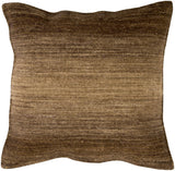 Surya Chaz CZ004 Pillow 18 X 18 X 4 Down filled
