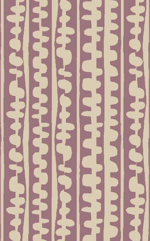 Surya Decorativa DCR-4031 Pink Area Rug by Lotta Jansdotter