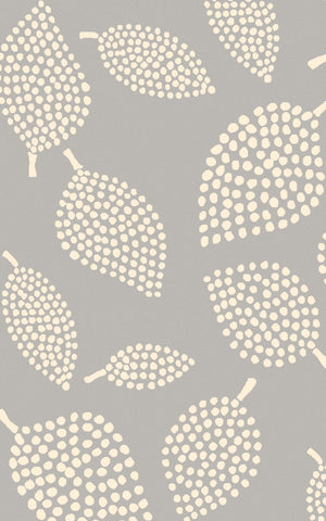 Surya Decorativa DCR-4033 Gray Area Rug by Lotta Jansdotter main image