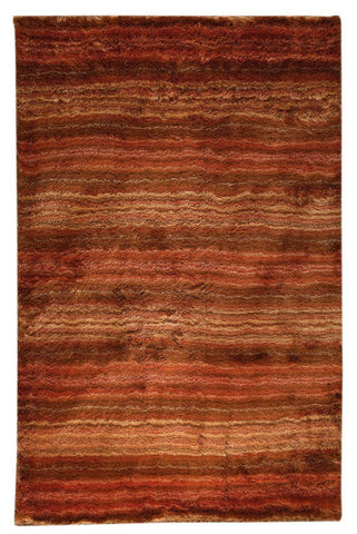 MAT Surface Delhi Orange Area Rug main image