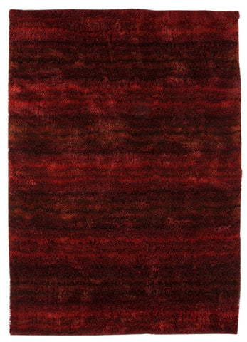 MAT Surface Delhi Red Area Rug main image