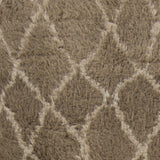 Surya Denali DEN-5001 Light Gray Hand Knotted Area Rug Sample Swatch