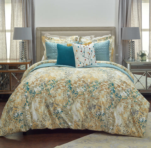 Rizzy BT4224 Gypsy Jane Beige Bedding main image