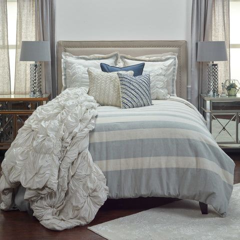 Rizzy BT4228 J'Haus Rock Khaki Bedding main image