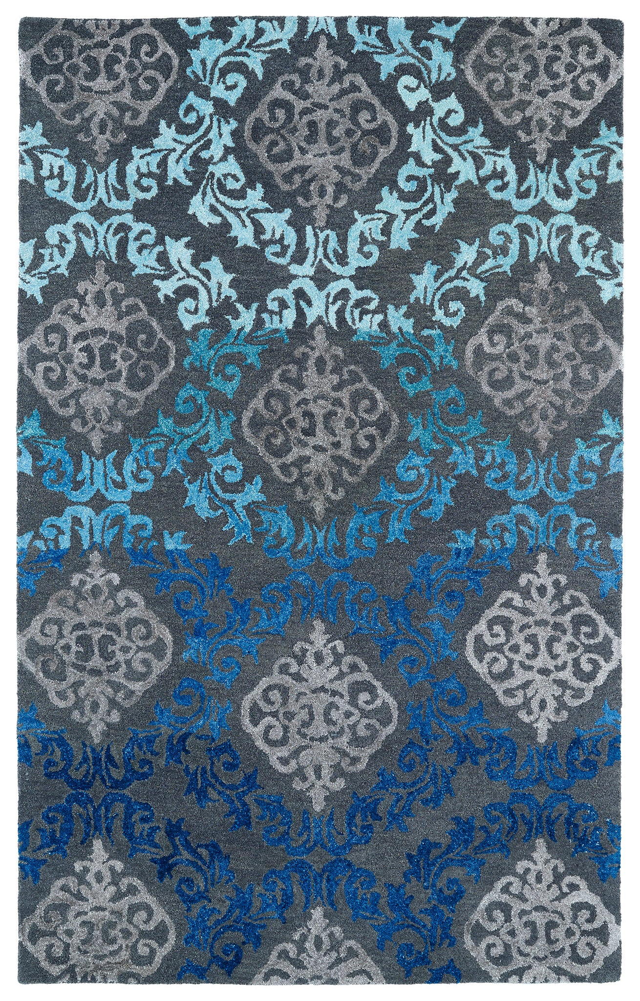Kaleen Divine DIV04-100 Ice Area Rug main image