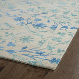 Kaleen Divine DIV05-100 Ice Hand Tufted Area Rug