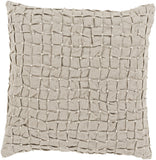 Surya Diana DN002 Pillow 20 X 20 X 5 Down filled