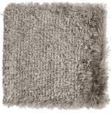 Surya Dunes DNE-3501 Light Gray Hand Woven Area Rug 16'' Sample Swatch