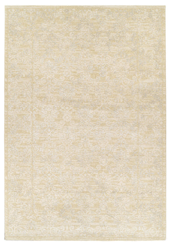KAS Home Timeless 8000 Champagne Tranquility Area Rug by Donny Osmond main image