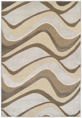 KAS Home Timeless 8005 Metallic Visions Machine Woven Area Rug by Donny Osmond