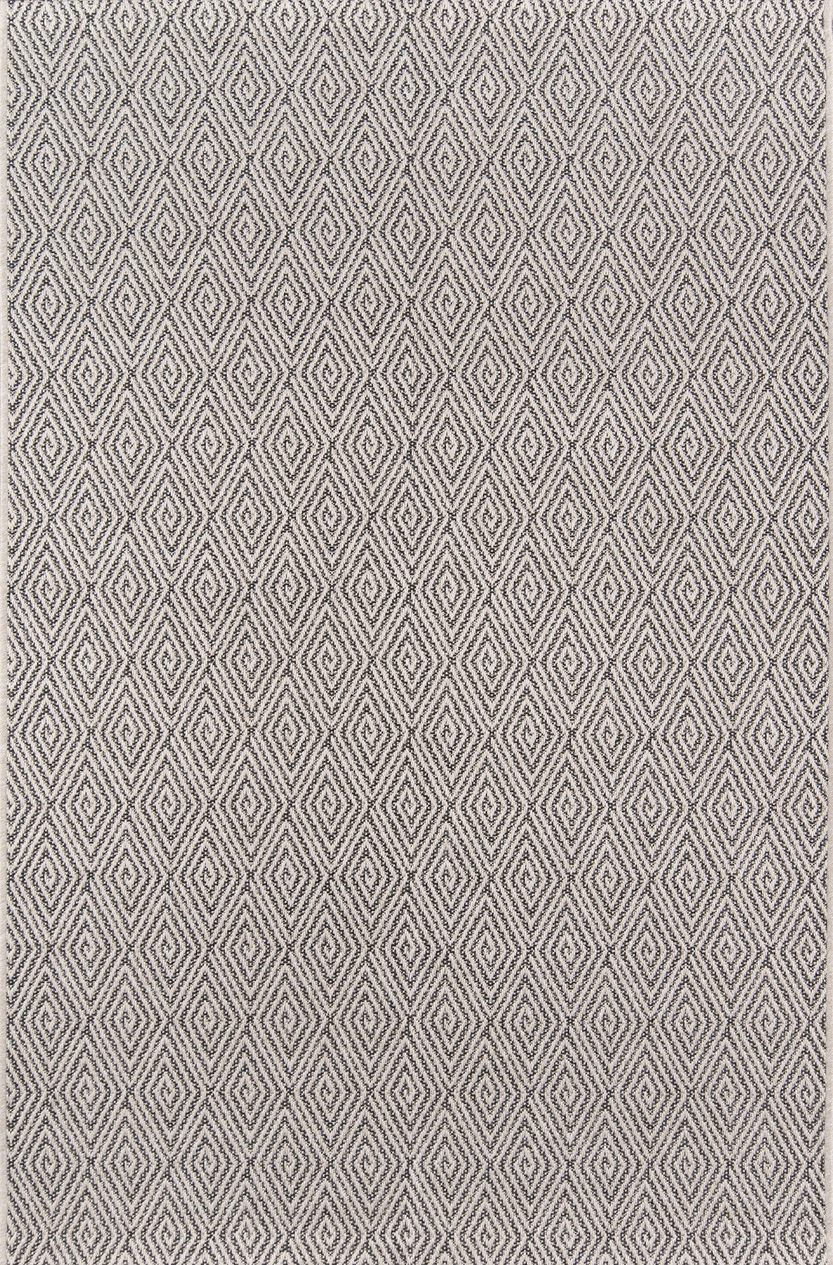 Momeni Downeast DOW-6 Charcoal Area Rug by Erin Gates main image
