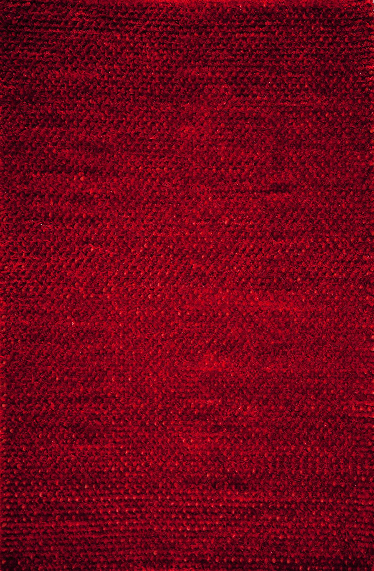 Momeni Downtown DT-01 Red Area Rug main image