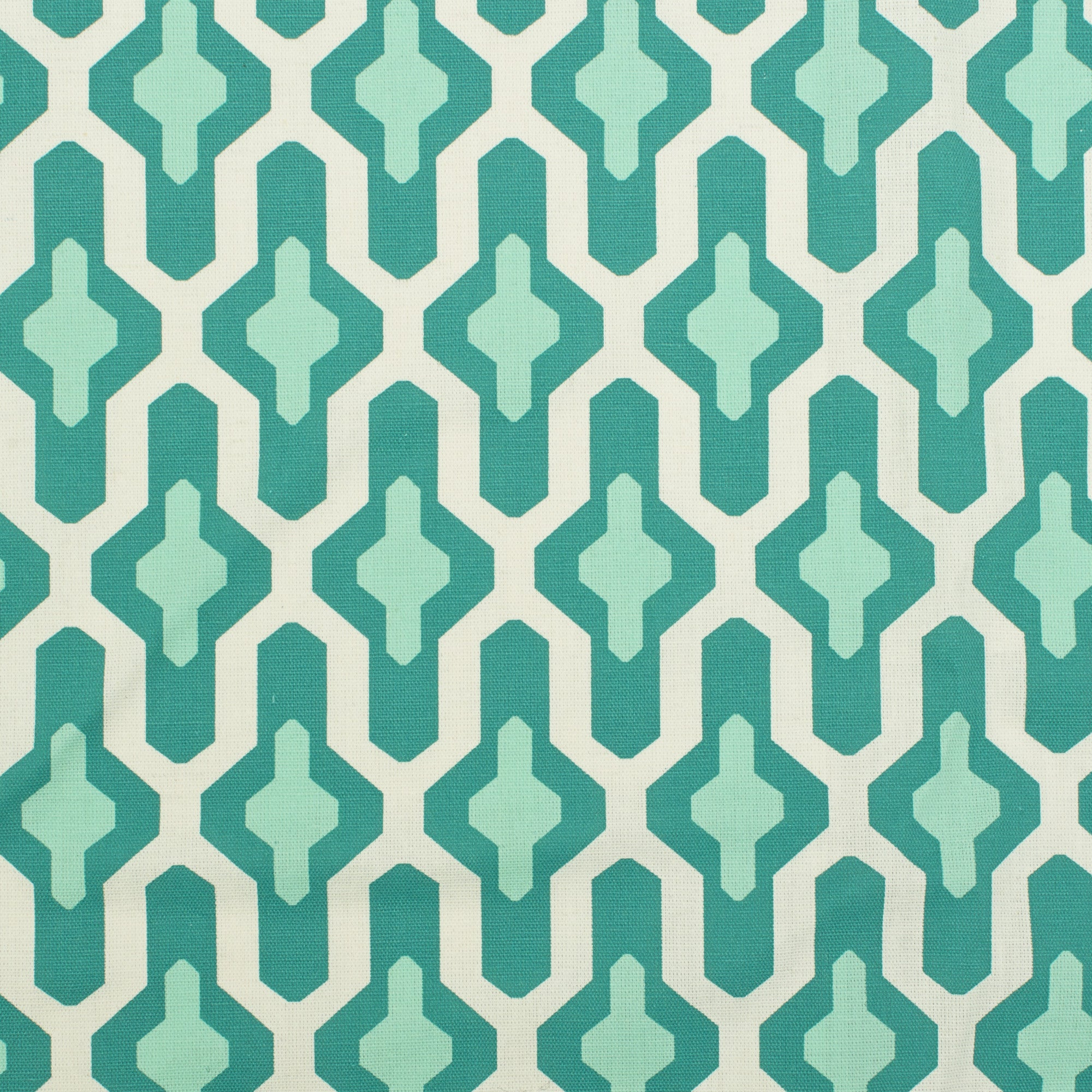 LR Resources DRAPES AND CURTAINS 17014 Teal