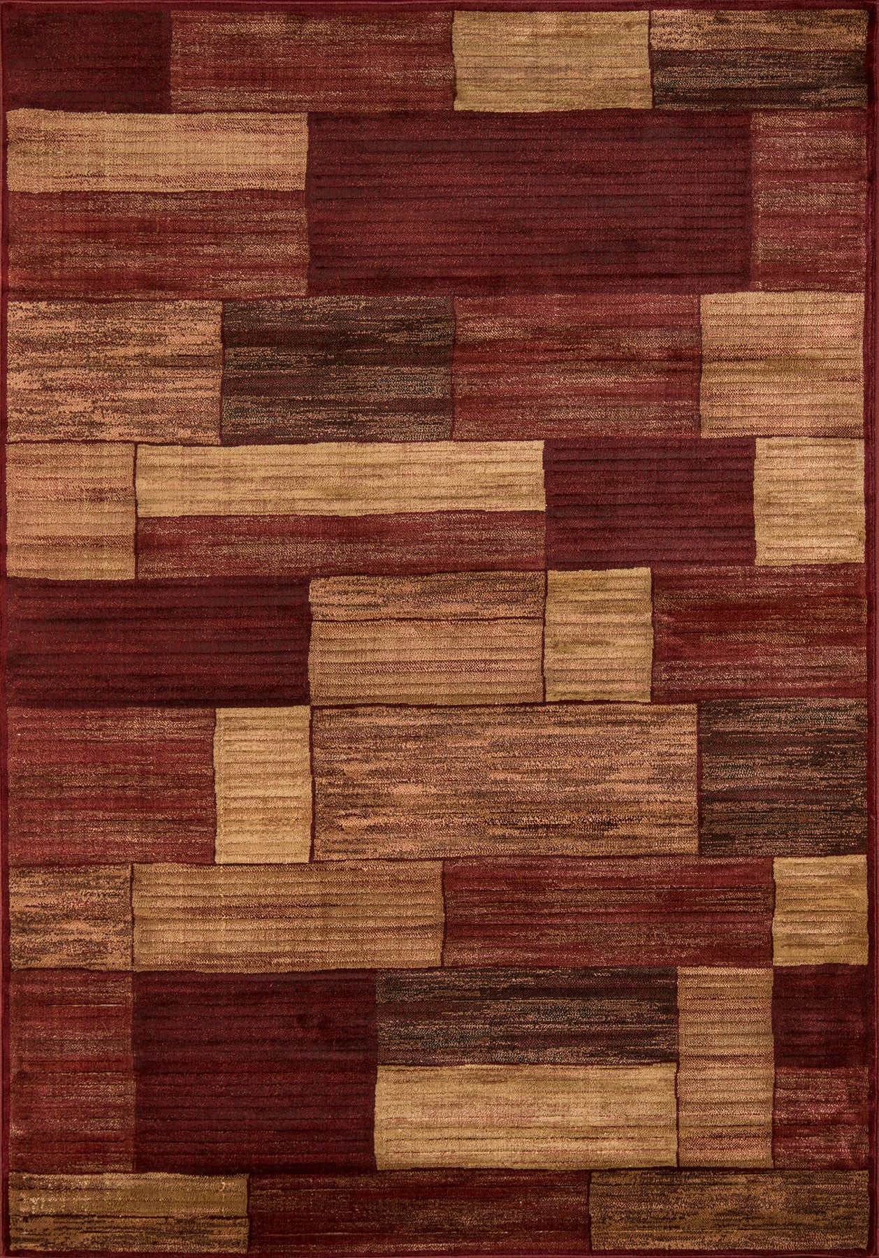 Momeni Dream DR-04 Red Area Rug main image