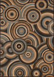 Momeni Dream DR-05 Brown Area Rug main image
