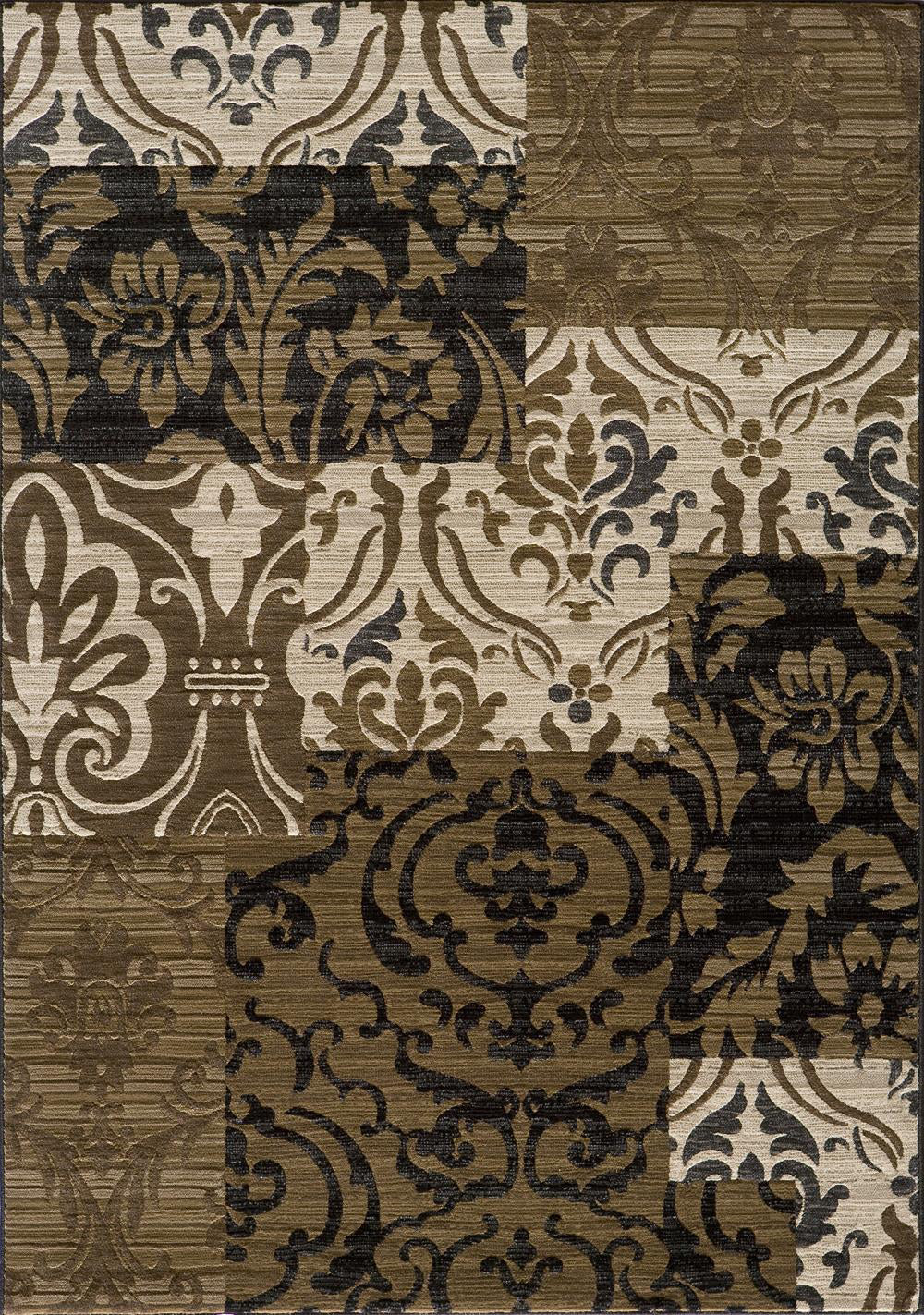 Momeni Dream DR-53 Ivory Area Rug main image