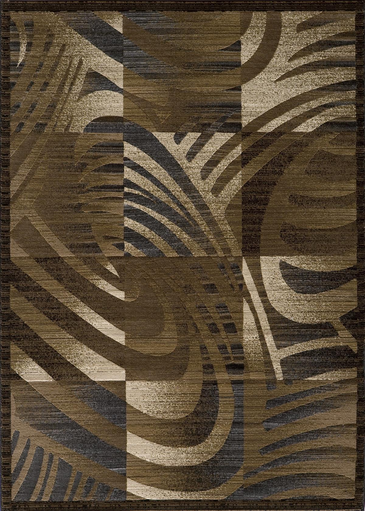 Momeni Dream DR-54 Brown Area Rug main image