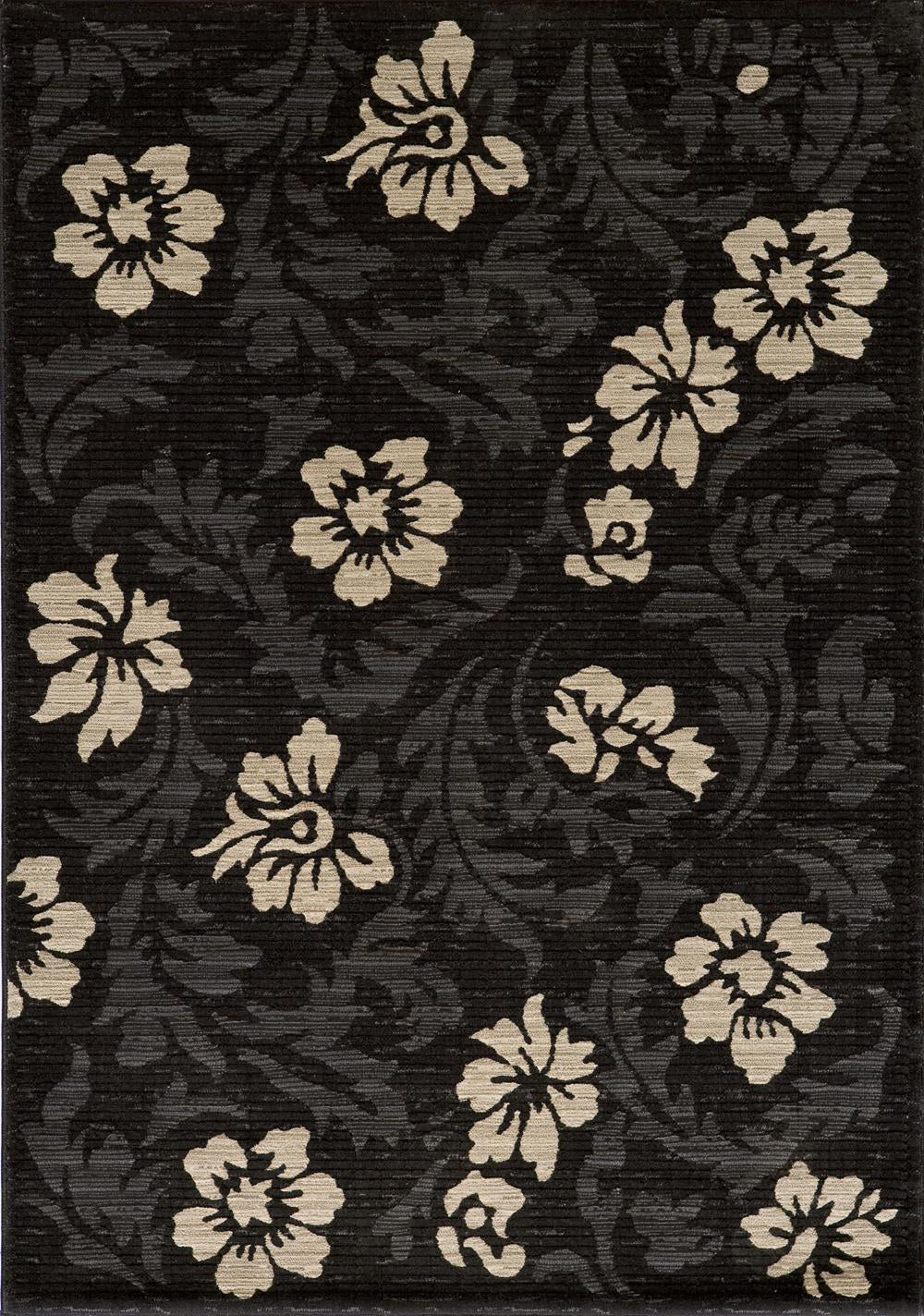 Momeni Dream DR-55 Charcoal Area Rug main image