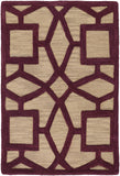 Surya Dream DST-1171 Magenta Area Rug 2' x 3'