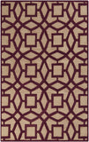Surya Dream DST-1171 Magenta Area Rug 5' x 8'