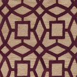 Surya Dream DST-1171 Magenta Hand Tufted Area Rug Sample Swatch
