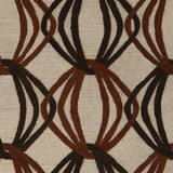 Surya Dream DST-1176 Rust Hand Tufted Area Rug Sample Swatch