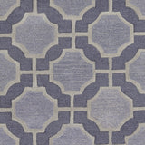 Surya Dream DST-1184 Navy Hand Tufted Area Rug Sample Swatch