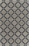 Surya Dream DST-1185 Black Area Rug 5' x 8'