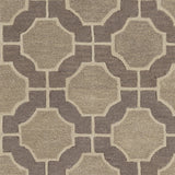 Surya Dream DST-1186 Olive Hand Tufted Area Rug Sample Swatch