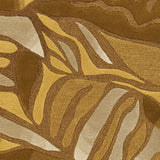 Surya Destinations DTN-51 Gold Hand Tufted Area Rug by Malene B Sample Swatch