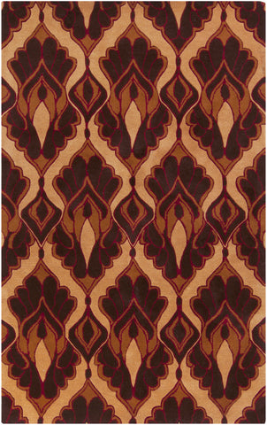 Surya Destinations DTN-71 Area Rug by Malene B