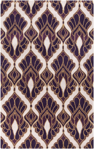 Surya Destinations DTN-72 Area Rug by Malene B