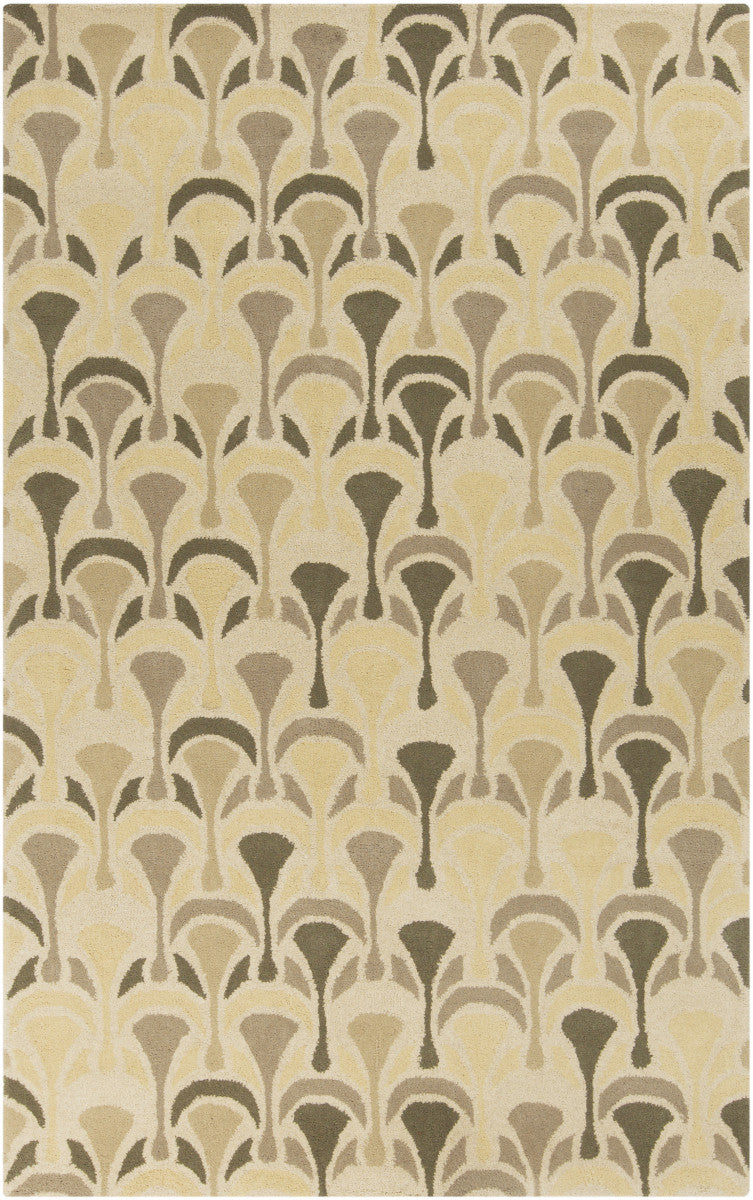 Surya Destinations DTN-78 Area Rug by Malene B