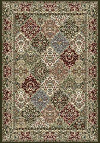 Dynamic Rugs Ancient Garden 57008 Multi Area Rug main image