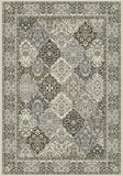 Dynamic Rugs Ancient Garden 57008 Cream/Grey Area Rug main image