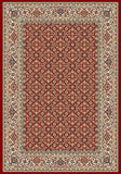 Dynamic Rugs Ancient Garden 57011 Red/Ivory Area Rug main image