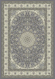 Dynamic Rugs Ancient Garden 57119 Grey/Cream Area Rug main image