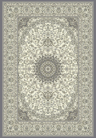 Dynamic Rugs Ancient Garden 57119 Cream/Grey Area Rug main image
