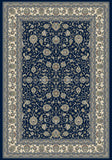 Dynamic Rugs Ancient Garden 57120 Blue/Ivory Area Rug main image