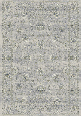 Dynamic Rugs Ancient Garden 57126 Silver/Grey Area Rug main image