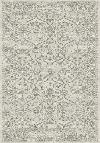 Dynamic Rugs Ancient Garden 57136 Silver/Grey Area Rug main image