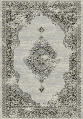 Dynamic Rugs Ancient Garden 57557 Soft Grey/Cream Area Rug main image
