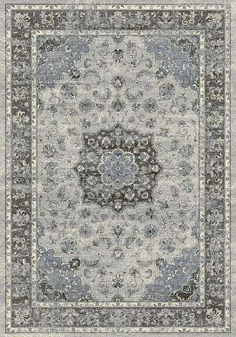 Dynamic Rugs Ancient Garden 57559 Silver/Grey Area Rug main image