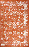 Dynamic Rugs Avalon 88802 Copper/Ivory Area Rug main image