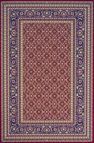 Dynamic Rugs Brilliant 72240 Red Area Rug main image
