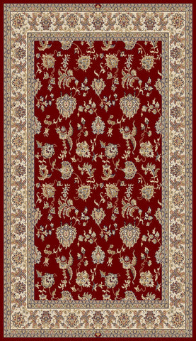 Dynamic Rugs Brilliant 7226 Red Area Rug main image