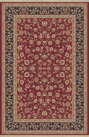 Dynamic Rugs Brilliant 72284 Red Area Rug main image